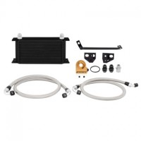 Mishimoto Oljekylnings kit - Mustang Ecoboost Thermostatic (svart)