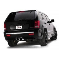 Borla Cat.Back ljuddämpare JEEP Grand Cherokee SRT-8 2006-10