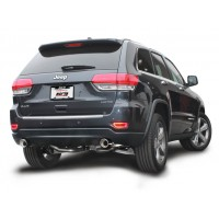 Borla Cat-Back Jeep Grand Cherokee 5,7 2011-14