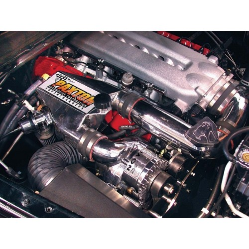 Centrifugal Supercharger Brz: Paxton Novi Kompressorkit Dodge RAM SRT10 04-05 (Manual