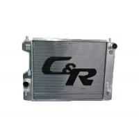 C&R Aluminiumkylare Mustang GT 05-10