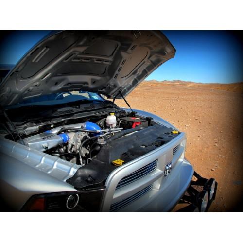 03 Mustang Gt Vortech Supercharger Install: Ripp Kompressorkit RAM 1500 5,7 HEMI 09-11