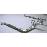 Belanger komplett avgassystem inkl Headers Dodge Viper SRT10  Coupe & ACR 08-09
