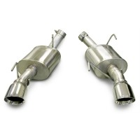 Corsa EXTREME Avgassystem Mustang GT/GT500 2005-10