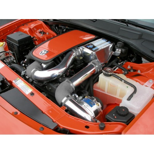 Centrifugal Supercharger Brz: Vortech Kompressorsats Dodge 5,7 HEMI 2005-10 Krom