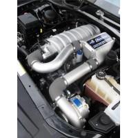 Vortech Kompressorsats Dodge Challenger SRT8 6,1 HEMI 2008-10 Krom