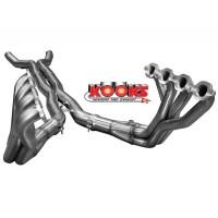 Kooks Långa grenrör 1 7/8 med X-pipa & katalysatorer Corvette C7 14-