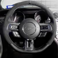 Shelby GT350 Alcantara ratt Mustang GT 2015-17