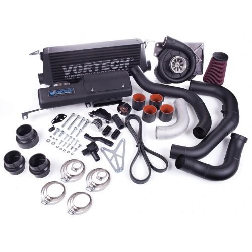 03 Mustang Gt Vortech Supercharger Install: Vortech Kompressorkit Subaru BRZ 2013