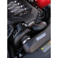 Vortech 605HP Kompressorkit Mustang GT 11-14 (Svart)