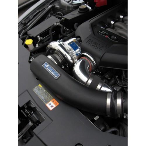 Vortech Supercharger S550 Mustang: Vortech 605HP Kompressorkit Mustang GT 11-14 (Polerat