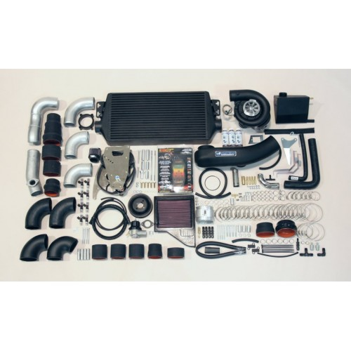 Vortech Supercharger S550 Mustang: Vortech 605HP Kompressorkit Mustang GT 11-14