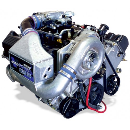 Vortech Supercharger S550 Mustang: Vortech STD Kompressorkit Mustang GT 00-04