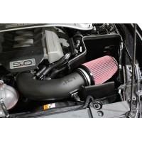 JLT Öppet luftfilter inklusive SCT X4 tuner med Custom Tunes Mustang GT 5,0 2015-