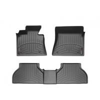 Weatertech gummimattor Fram/Bak Dodge Ram 2009-18