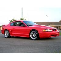 """Wheelreplicas FR500s 18"""" Fälgar Mustang GT/V6 1994-04"""